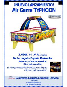 Oferta Airgame Typhoon